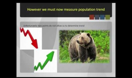 Gordon Stenhouse: Grizzly Bear Survival in Oil and Gas Operating Areas