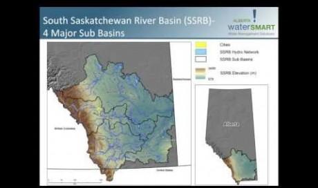 Mike Nemeth: The South Saskatchewan River Basin Adaptation Project