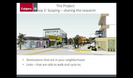Joyce Tang - Implementation of a health impact assessment into the Nose Creek Area Structure Plan